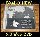 BRAND NEW 2011 GMC CHEVY AVALANCHE NAVIGATION MAP DISC 6.0 DVD