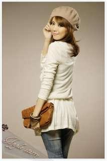 Woman Lady Causal Fashion Designer White Dress Sz S