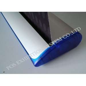single side roll up banner roll up display roll up stand