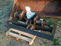 Bush Hog 2400QT Front End Loader For Massey Ferguson Tractor