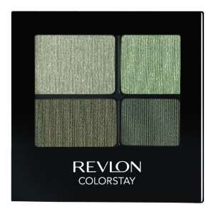Revlon ColorStay Eye Shadow Quad Luscious (Pack of 2