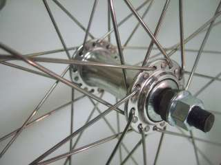 NEW 26 CRUISER BIKE BICYCLE WHEELS WTIH TIRES