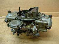 CHEVELLE NOVA 396 427 HOLLEY CARB 4346 DATED 8A3 69 CARBURETOR