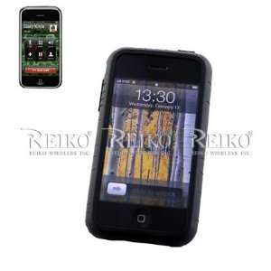 Reiko Wireless SLC002 IPHONEBK Silicon Case Apple iPhone