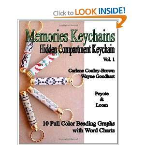 Keychain (9781453724163): Carlene Cooley Brown, Wayne Goodhart: Books