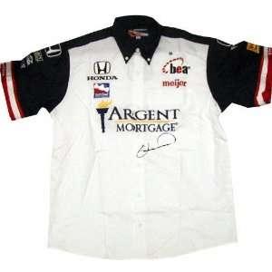 Danica Patrick Autographed Driving Shirt Sports
