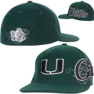 Hurricanes Brigade Team Color Hat One Size Fits All: Sports & Outdoors