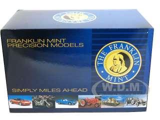 model car of Agajanian Special Race Car die cast car by Franklin Mint