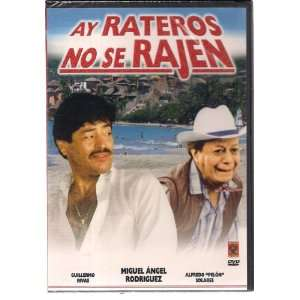 Ay Rateros No Se Rajen Miguel Angel Rodriguez Movies