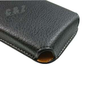 Leather Case Belt Clip Pouch For LG Optimus One P500 g