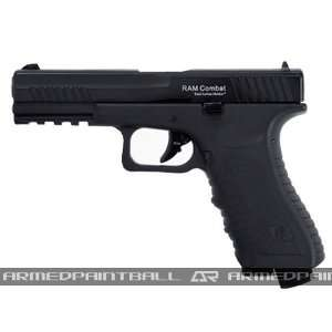 RAP4 Combat Pistol (Black): Sports & Outdoors
