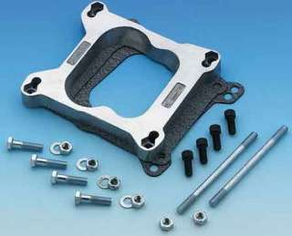 NEW Holley to Quadra Jet carburetor adapter plate kit