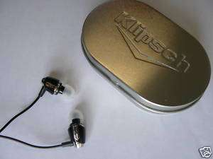 Klipsch Image S4 In ear earbud headphones