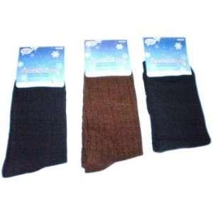 Mens 1 Pair Dress Socks in Assorted Colors Case Pack 120