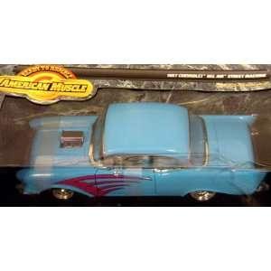 Ertl American Muscle, 1957 Chevrolet Bel Air Street