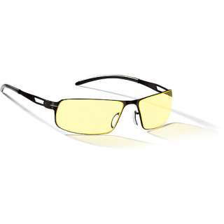 GUNNAR Computer Eyewear   G005 C001 Amber Sheadog Onyx Frame