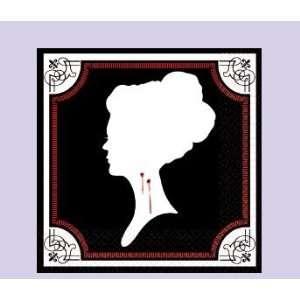Vampire Elixirs Lunch Paper Napkins   Halloween: Health