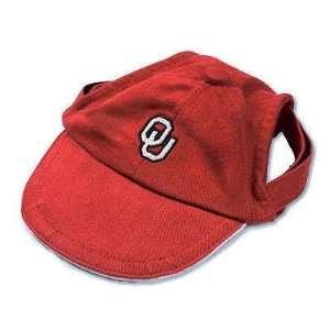 University of Oklahoma Sooners Dog Puppy Cap Hat Medium