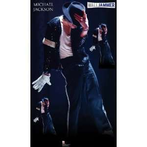 Michael Jackson Dance Pose WJ95 48 Vinyl Sticker
