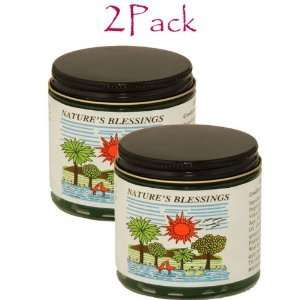 Pack   Natures Blessing Hair Pomade by Natures Blessings 4 oz jar