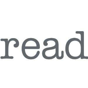 read Giant Word Wall Sticker
