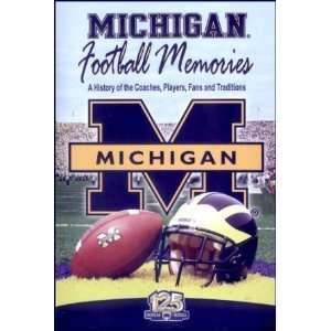 Michigan Football Memories DVD