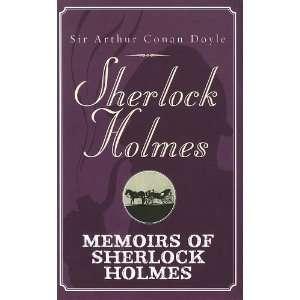 Memoirs Of Sherlock Holmes (Ulverscroft Mystery