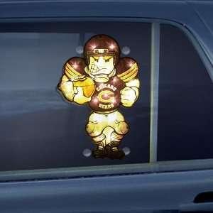 NFL Chicago Bears Light Up Car Window Figure  Sports