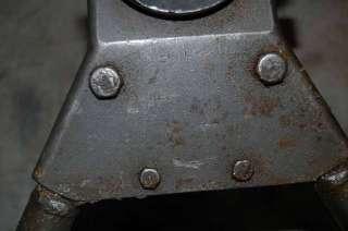 WWII US Army 30 caliber tripod m2 Airborne
