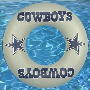 Dallas Cowboys Inner Tube Pool Float