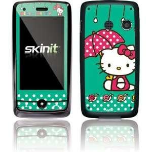 Hello Kitty Polka Dot Umbrella skin for LG Rumor Touch