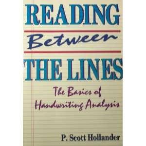 Self Help Series) (9780875423098) P. Scott Hollander Books