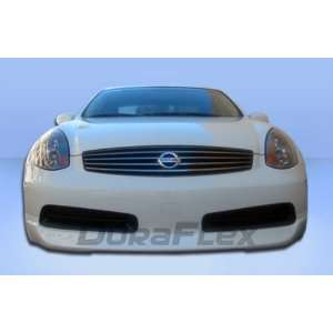 2003 2006 Infiniti G35 2dr Urethane Wings Front Lip