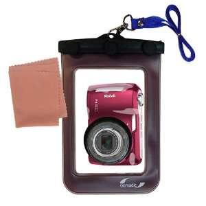 Gomadic Clean n Dry Waterproof Camera Case for the Kodak