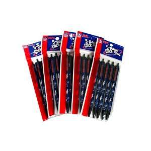 Denver Broncos NFL Team Logo Writing Pens (25 Pens)
