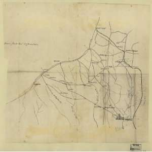 northwest of Jonesboro, Georgia, Aug. Sept. 1864.
