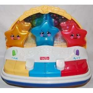 Fisher Price Baby Musical Piano with Lights & Sound