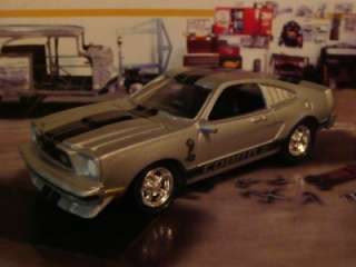 77 Ford Mustang Cobra II 1/64 Scale Limited Edition 4 Detailed Photos