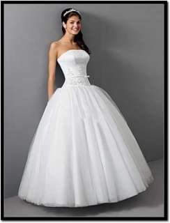 2011 Bridal Bridesmaid Wedding Gown Prom Ball Evening/Dress