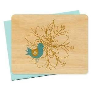 Modern Folksy Blue Bird   single or box   prices start at