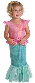 Magical Mermaid Ariel Halloween Costume Child S,M,L,XL