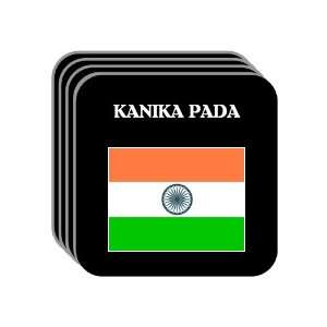 India   KANIKA PADA Set of 4 Mini Mousepad Coasters