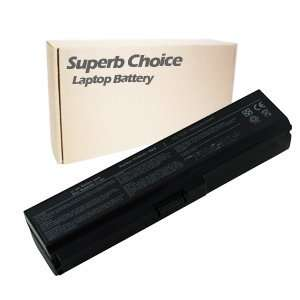 com Superb Choice New Laptop Replacement Battery for TOSHIBA PA3634U