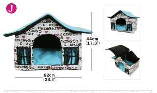 various indoor dog cat pet house puppy carrier bed