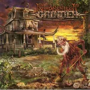 Buried in the Front Yard Rumpelstilskin Grinder Music