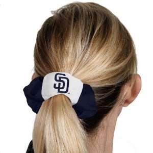 MLB San Diego Padres Jersey Hair Twist
