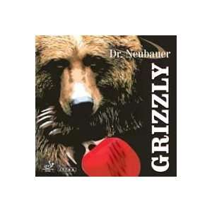 DR NEUBAUER Grizzly Table Tennis Rubber