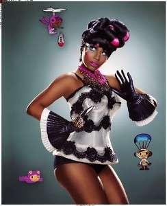 Nicki Minaj Poster #6 (24 x 17)