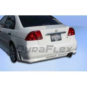 2001 2005 Honda Civic 4dr R34 Rear Bumper Automotive