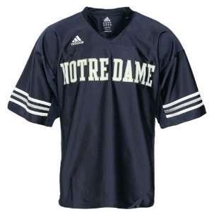 adidas Notre Dame Fighting Irish Navy Blue Lacrosse Jersey